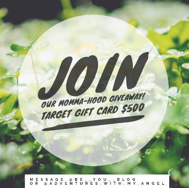 ✨$500 Target Gift Card Giveaway✨ • Giveaway Date: Tuesday, March 27th • 5:30 pm PST, 8:30 pm EST • Open to  A L L 🙌🏼 • $500 Target Gift Card with PayPal Cash Option • Buy in $25 • Please note there is no posting 3 hours after giveaway goes live • 2 Mandatory reposts 💁🏻‍♀️ • Send money via PayPal through FRIENDS & FAMILY. Please put in notes your IG handle and following count. • Payment link in @momma_hood_giveaways BIO 🔺